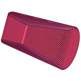 LOGITECH X300 Mobile Speaker [984-000426] - Red/Red Grill - Speaker Bluetooth & Wireless